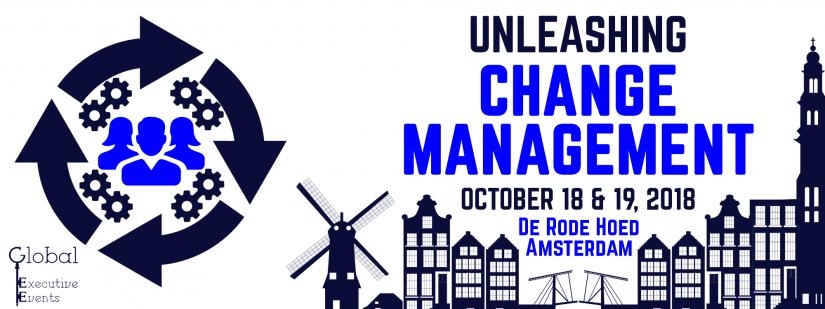 Unleashing Change Management October 2018