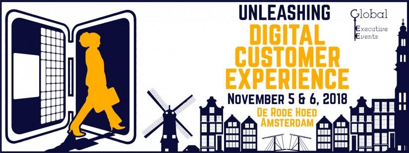 Unleashing Digital Customer Experience November 2018